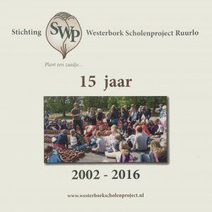Westerbork Scholenproject Ruurlo boekje