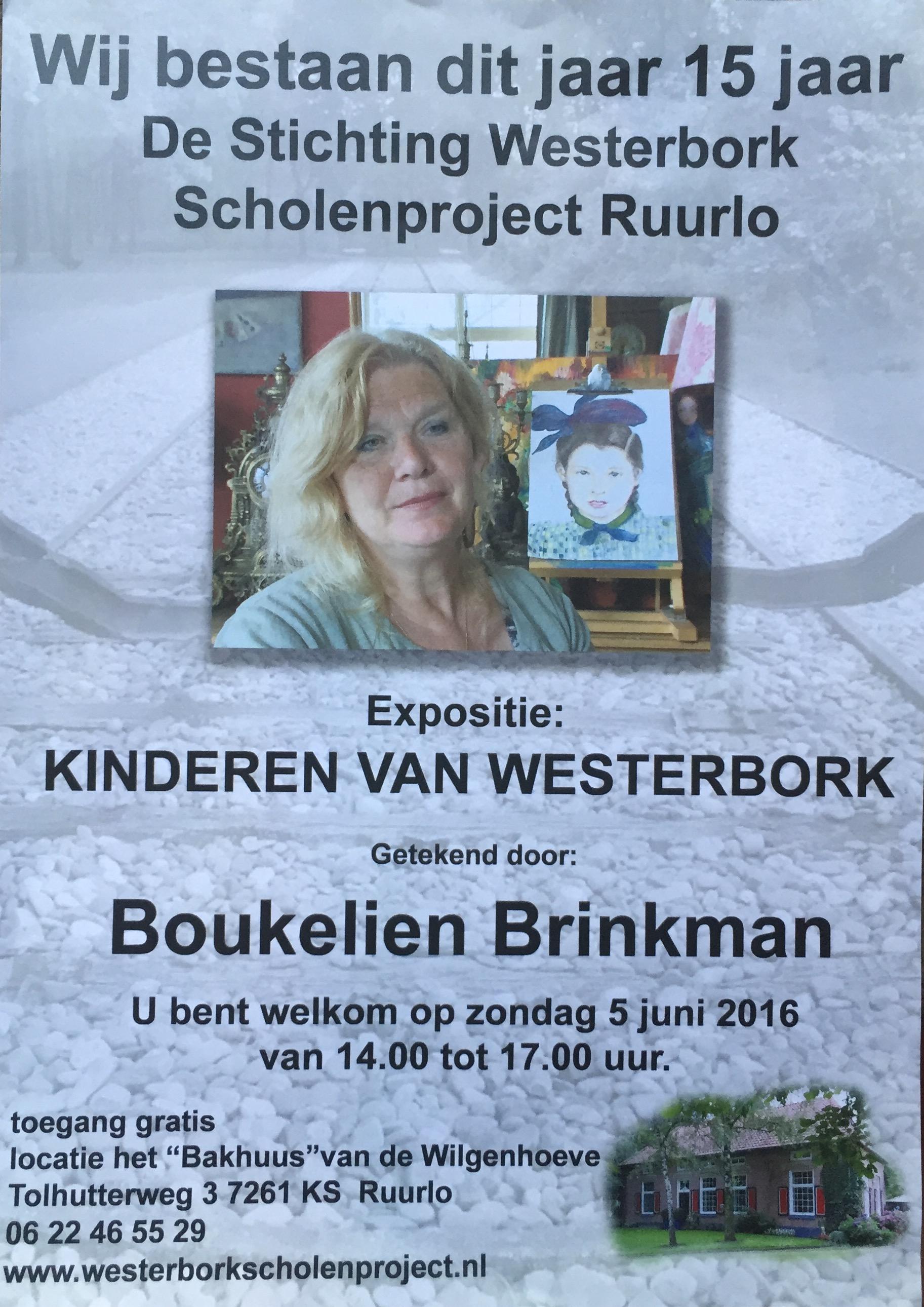 Westerbork Scholenproject Ruurlo folder